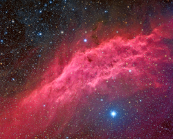 NGC1499 California Nebula (Deep Color View)