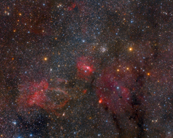 Between Cassiopeia & Cepheus