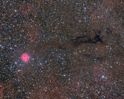 IC5146 - Cocoon Nebula Wide Field