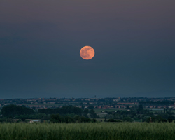 Full Moon over Asti Lands