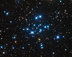 M34 Open Star Cluster