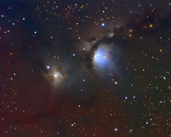 M78 - Reflection Nebula