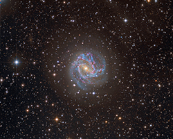 M83 Star Streams