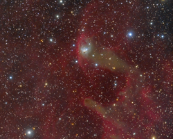 NGC1788 Area - Cometary Cloud