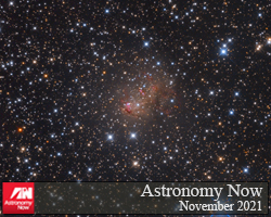 IC10 - Starburst Galaxy