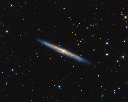 NGC5907 - The Splinter Galaxy